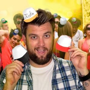 Tiny Trucker Party hats