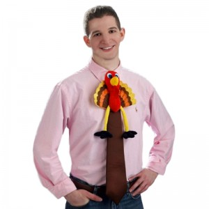 Turkey Neck Tie