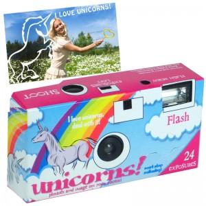 Unicorn Magic Disposable Camera