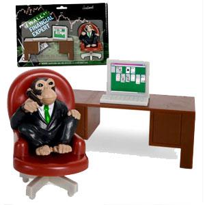 Wall Street Chimpanzee