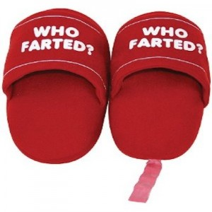 Who Farted Slippers