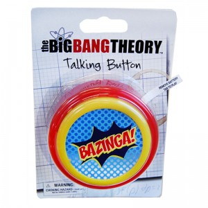 Big Bang Theory Talking Button