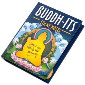 Buddha Budd-It Sticky Notes