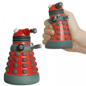 Doctor Who: Red Dalek Stress Toy