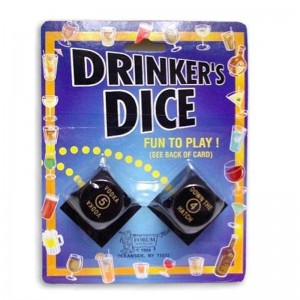Drinker's Dice Game