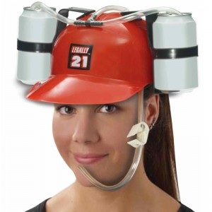 Legally 21 Drinking Helmet