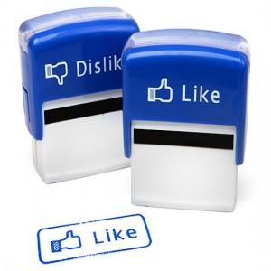 Like & Dislike Stamps
