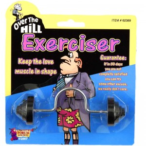 Over the Hill Exerciser