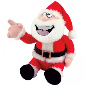 Pull My Finger - Farting Santa