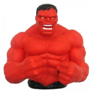 Red Hulk Bust Bank
