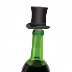 Top Hat Bottle Stopper
