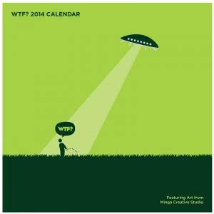 WTF 2014 Calendar