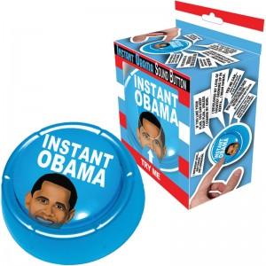 Instant Obama Button