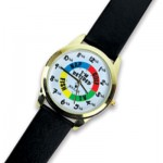 The Gold Retirement Watch
