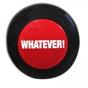 Whatever! Slammer Button
