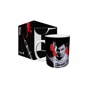 Dexter Mug: Good or Bad Person