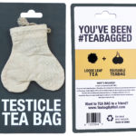 Testicle Tea Bag with real high quality tea leaf!